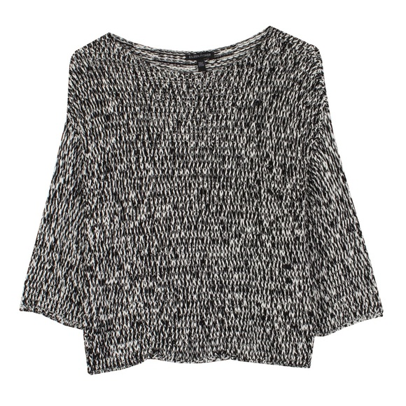 Eileen Fisher Sweaters - NWT Eileen Fisher Organic Cotton Tape Pullover